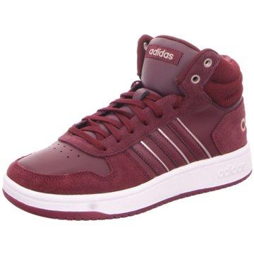 adidas Sneaker High rot