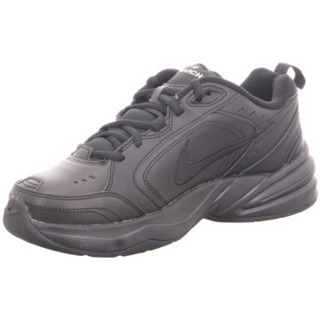 Nike Sneaker LowAIR MONARCH IV - 415445-001 schwarz