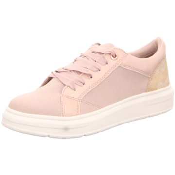s.Oliver Sportlicher Schnürschuh rosa