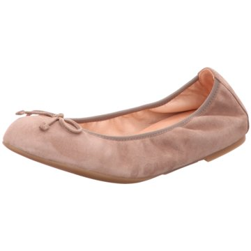 Unisa Faltbarer Ballerina beige