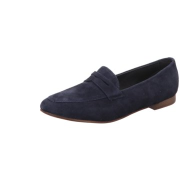 BOXX Business Slipper blau