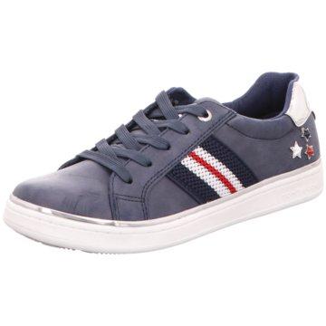 Tom Tailor Sneaker Low blau