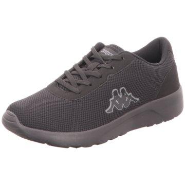 Kappa Sneaker LowTunes OC W schwarz