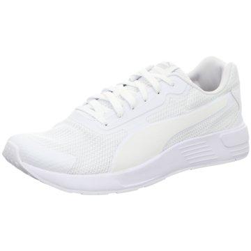 Puma Sneaker Low TAPER - 373018 weiß