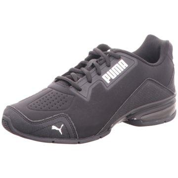 Puma Sneaker LowLEADER VT TECH - 194531 schwarz