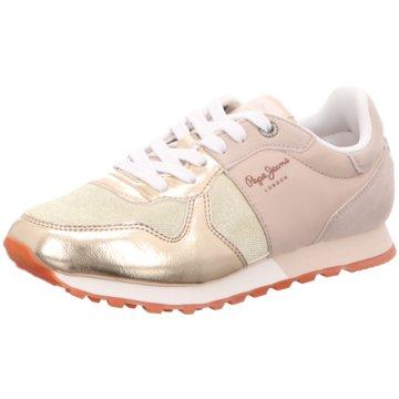 Pepe Jeans Sneaker Low rosa