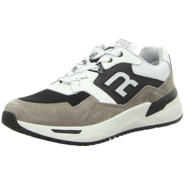 Replay Sneaker LowKenfield weiß