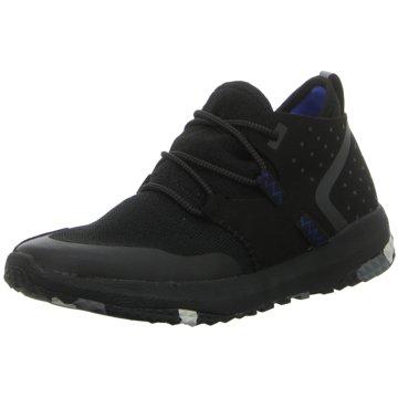 Coolway Sneaker Low schwarz