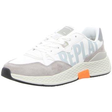 Replay Sneaker LowSunnybank weiß