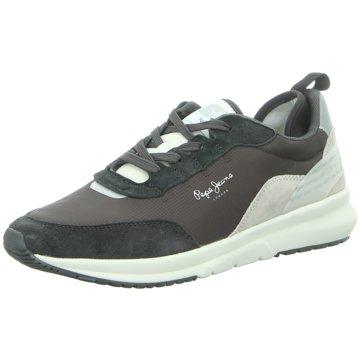 Pepe Jeans Sneaker LowN22 Summer schwarz