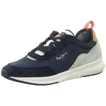 Pepe Jeans Sneaker LowN22 Summer blau