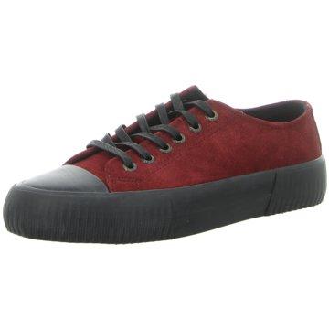 Vagabond Plateau Sneaker rot