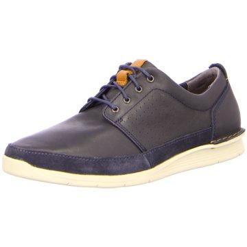 Clarks Sneaker LowPolysport Edge grau