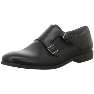 Vagabond Business SlipperLinhope schwarz
