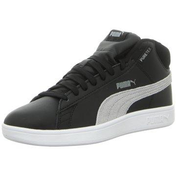 Puma Sneaker HighSmash v2 Mid PureTEX schwarz