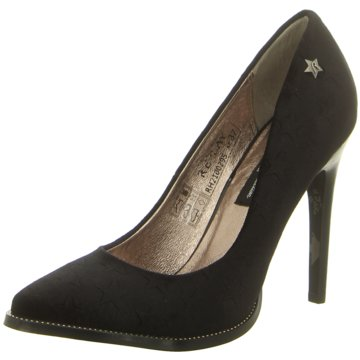 Replay Top Trends High Heels schwarz