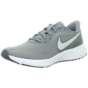 Nike Sneaker LowWMNS Revolution 5 grau