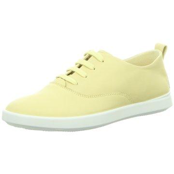 Ecco Sneaker LowLeisure gelb