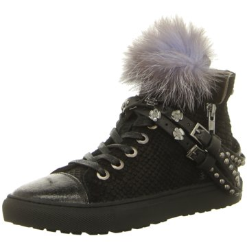 Replay Sneaker schwarz