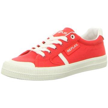 Replay Sneaker Low orange