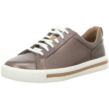 Clarks Sneaker Low braun