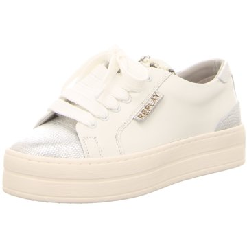 Replay Sneaker weiß