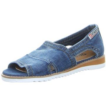 HBH Sandale blau