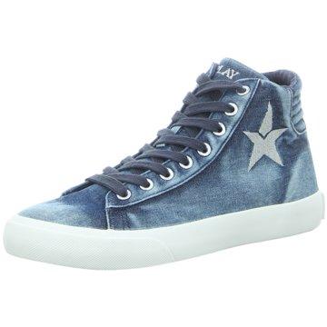 Replay Sneaker High blau
