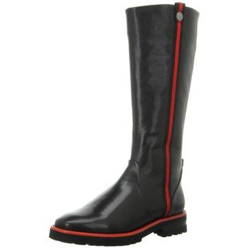 Tizian Klassischer StiefelDallas 2 06 schwarz