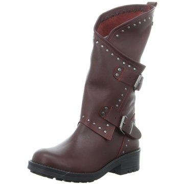 Musse & Cloud Klassischer Stiefel rot