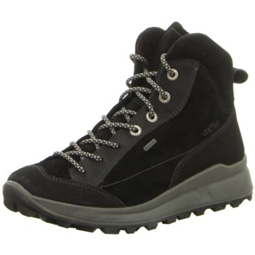 Legero Outdoor Schuh schwarz