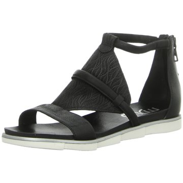 Mjus Top Trends Sandaletten schwarz