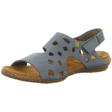 El Naturalista Komfort Sandale grau