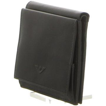 Voi Leather Design Geldbörsen & EtuisWiener Schachtel schwarz
