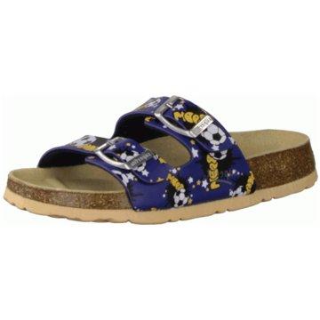 Legero Offene Schuhe blau