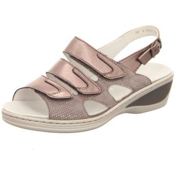 ara Komfort Sandale grau