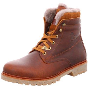Panama Jack Boots Collection braun