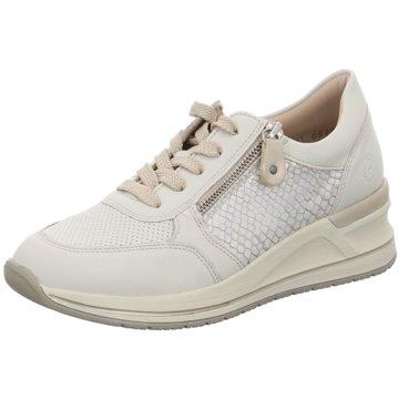 Remonte Komfort SchnürschuhSneaker beige
