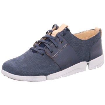 Günstiger Clarks DamenHerren Wallabee Stiefel Schuhe Blau
