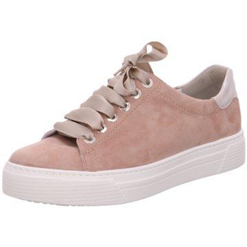 Semler Plateau SneakerAlexa rosa