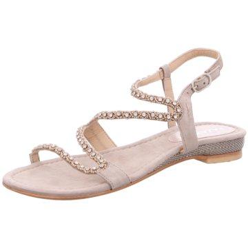 Lazamani Sandalette beige