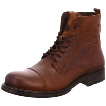 Jack & Jones Boots Collection braun