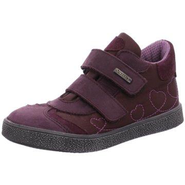 Däumling Sneaker High lila