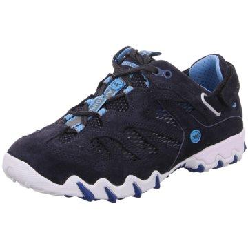 Allrounder Outdoor SchuhSneaker blau