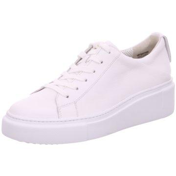 Paul Green Sneaker Low4836 weiß