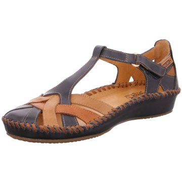 Pikolinos Komfort Sandale blau
