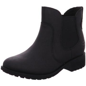 Divina Chelsea Boot schwarz