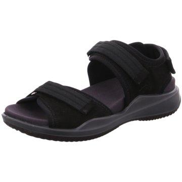 Romika Bequeme Sandalen schwarz