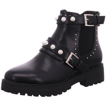 Lucky shoes Chelsea Boot schwarz