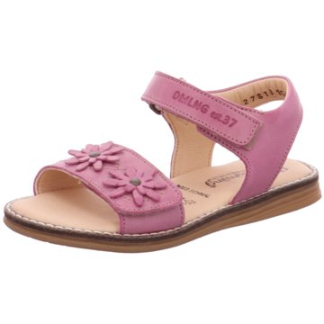 Däumling Sandale rosa